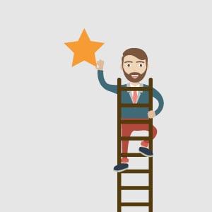 Viralix Ranking - Viralix Profiles - man holding a star